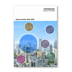 Hitachi Outline 2019-2020