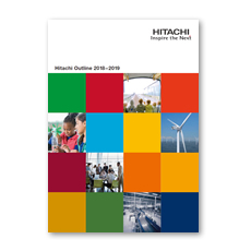 Hitachi Outline 2018-2019